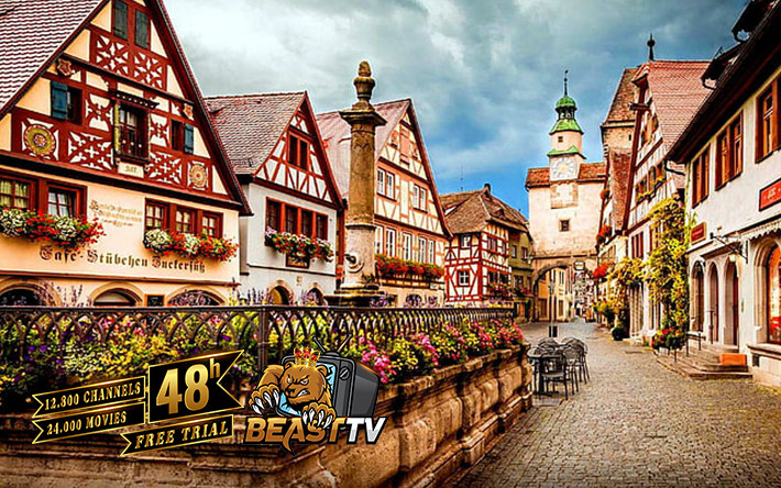 Beast IPTV 48h Test GERMANY
