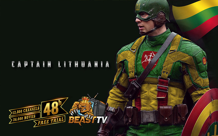 Beast IPTV 48h Test LITHUANIA